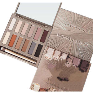 2017 New Arrived Urban Ultimate Basics Eyeshadow Palette pictures & photos