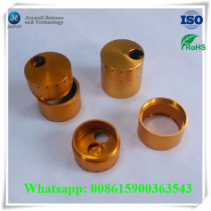 Custom Anodizing Gold Plate Chrom Plate Aluminum Alloy Part