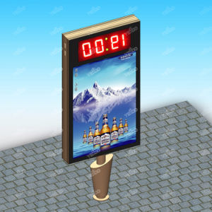 Aluminum Advertising Equipment Scrolling Lightbox Standing Scrolling Mupi Advertising pictures & photos