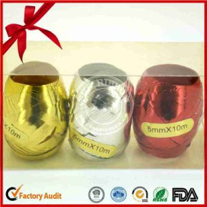 Christmas Colorful Curly Ribbon Egg pictures & photos