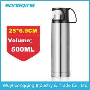 Hot Selling Custom Stainless Steel Thermos Vacuum Flask pictures & photos