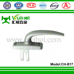 Zinc Alloy Base Aluminum Layer Single Tongue Multi Point Lock Handle for Window (CH-B17) pictures & photos