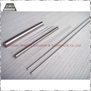 Black or Ground Finished Thick Tungsten Bar/Tungsten Rod/99.95%Min. Long Tungsten Rod pictures & photos