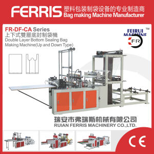 Computer Control Sealing and Cutting LDPE Bag Machine
