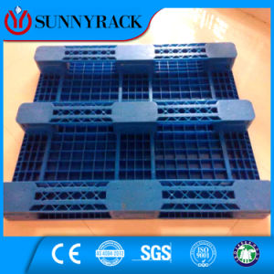 Heavy Duty Warehouse Storage HDPE Plastic Pallet pictures & photos