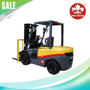 Latest Model 3ton Diesel Forklift/3000kg Forklift pictures & photos