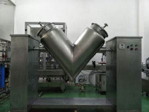 V Type 200kg Planet Mixing Machine with Ce Certificate pictures & photos