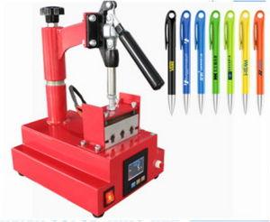 Pen Heat Press Machine with Sublimation Pen Heat Transfer Machine pictures & photos