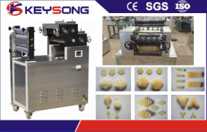 3D Extruded Potato Pellet Snacks Food Machine pictures & photos