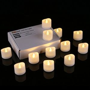 Hot Sale Tea Light Shape and Parties Use LED Tea Lights pictures & photos