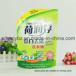 with SGS Approved and Detergent Stand up Spout Pouch pictures & photos