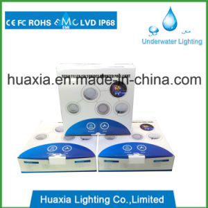 Swimming Pool LED Underwater Lights with Controller pictures & photos