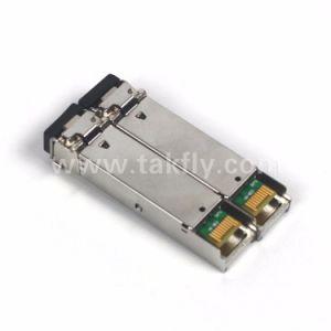 1310/1270nm 10g Bidi Sm Transceiver SFP Module pictures & photos