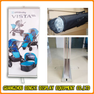 80*200 Cm Double Sides Roll up Advertising Banner Stand (DR-01) pictures & photos