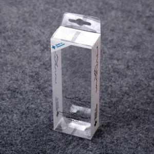 LOGO OEM transparent printing plastic packing box pictures & photos