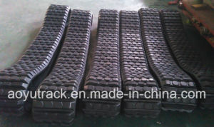 Good Quality Rubber Tracks for RC30 Compacted Track Loader pictures & photos