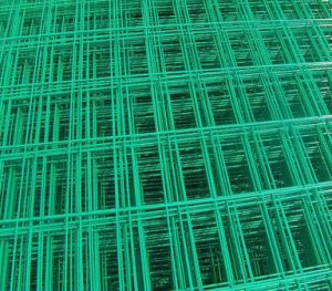 Galvanized PVC Welded Wire Mesh Panel pictures & photos