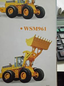 5ton Wheel Loader with 3m³ Bucket pictures & photos