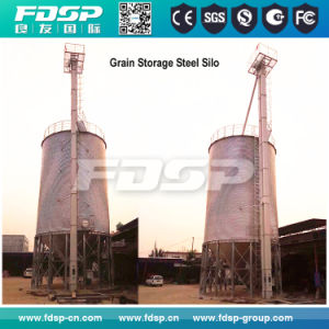 Factory Supply 5000t Corn/Maize Steel Silo with CE/ISO Approved pictures & photos