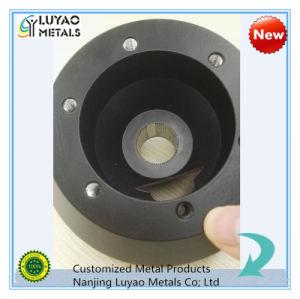 Aluminum Machining with Powder Coating/Aluminum CNC Precisiom Machining pictures & photos