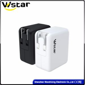 15.5W 2 USB Wall Charger 5V3.1A pictures & photos