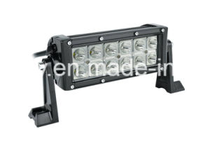 Hot Sale 36W 8 Inch LED Light Bar Series 6 pictures & photos