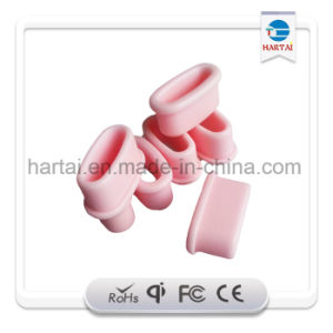 99 Alumina Ceramic Collar Wire Guide Eyelet pictures & photos