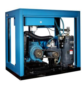Energy Saving Variable Frequency Screw Type Air Compressor for Sale pictures & photos