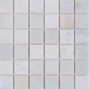 Marble Stone Mosaic Flooring Tile (FYST202)