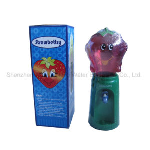 Cartoon Mini Water Dispenser with Strawberry Shape pictures & photos