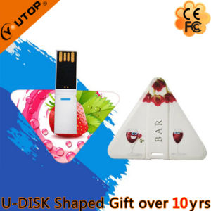 Pop-up Card USB Flash Memory for Promotion Gifts (YT-3119) pictures & photos