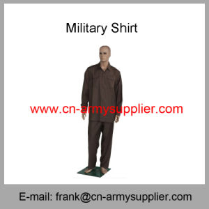 Wool Shirt-T/R Shirt-Army Shirt-Military Shirt-Police Shirt pictures & photos