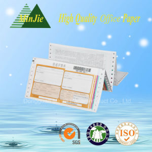 Direct Offer Carbonless Paper for Computer Printing with Excellent Quality pictures & photos