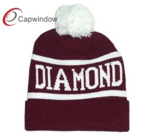 "Capwindow Customized ""Diamond"" Keep Warm Knitted Hat pictures & photos"