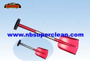 Unbreakable Aluminum Snow Shovel Manufacturers Push Snow Shovel (CN2384) pictures & photos