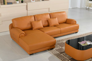 Modern Italian New Product Leather Sofa pictures & photos