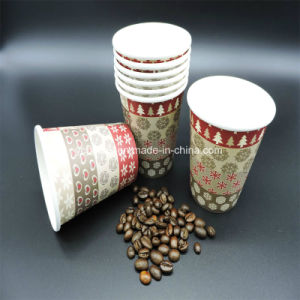 Single Wall Disposable Coffer Paper Cups pictures & photos