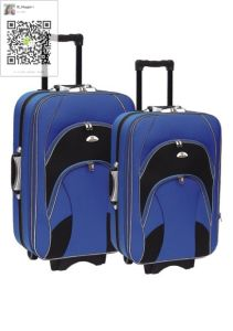 Soft EVA Fabric Travel Luggage Bag pictures & photos