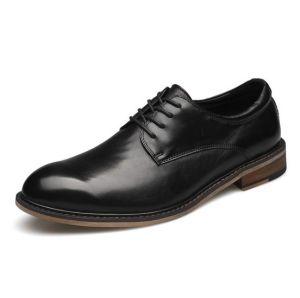 Leather Men Dress Shoes Luxury Men′s Business Casual Shoes (AKPX22) pictures & photos