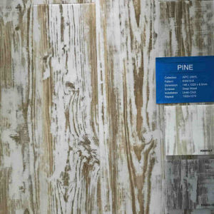 Pine Color Deep Wood Plastic Vinyl PVC Flooring pictures & photos