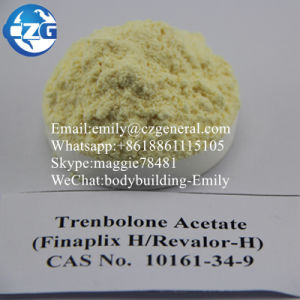 High Quality 99% Anabolic Hormones Steroids Trenbolone Acetate pictures & photos