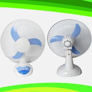 16 Inches 12V DC Table Fan Desk Fan Fan (SB-T-DC1637)