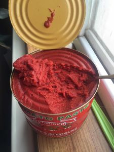 Buy Tomato Paste Italian Canned Tomatoes Ginny Tomato Paste pictures & photos