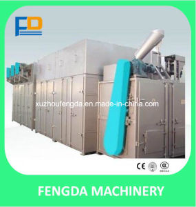 China High Quality Agriculture Farm Rotary Animal Feed Dryer pictures & photos