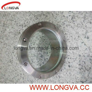 Wenzhou Stainless Steel Sanitary Round Tank Sight Glass pictures & photos