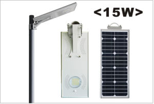 30W Outdoor LED Solar Street Light