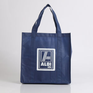 Wholesale Laminated Non Woven Bag with for Shopping (YYNWB098) pictures & photos