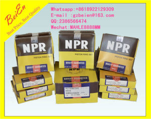 Npr Brand Original Piston Ring Set for Excavatorj05e/J08e (Part number: S130B-E0391/S1304-E015) pictures & photos