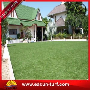 Anti-UV Landscape Decoration Synthetic Artificial Grass for Garden pictures & photos