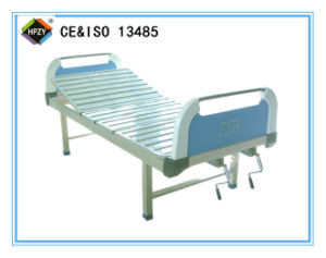 (A-114) Double Crank Bed with New Type Bed Head